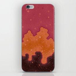 Autumn Starscape iPhone Skin