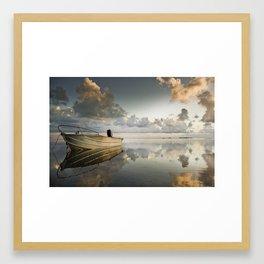 The Tinny Framed Art Print