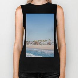 California Dreamin - Venice Beach Biker Tank