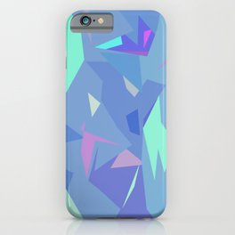 ABSTRACTION BRIGHT iPhone Case