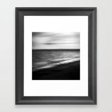 Shore Framed Art Print