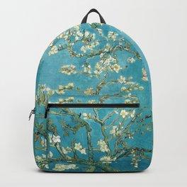 Almond Blossoms by Vincent van Gogh Rucksack