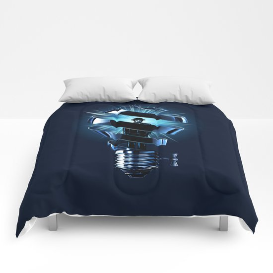 The Thinker Comforters