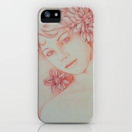 Flores. iPhone Case