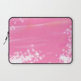 Pink Sparkles Laptop Sleeve