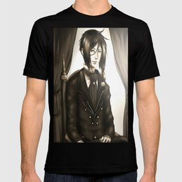 Sebastian Michaelis - The Watchdog's Butler T-shirt