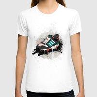 sneaker T-shirts featuring Sneaker by Nicu Balan