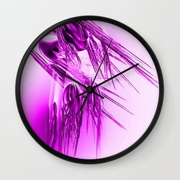 Seems Like For Ever Wall Clock
