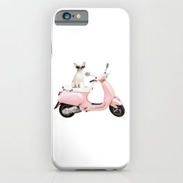 Ciao Chihuahua Pink iPhone Case