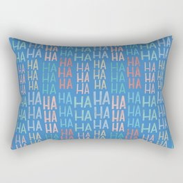 Pattern Project #9 / Funny Pattern Rectangular Pillow