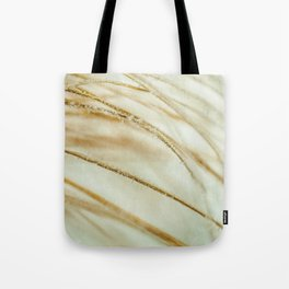 Frosted Lakes Tote Bag