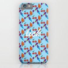 Lick   Blue Slim Case iPhone 6s