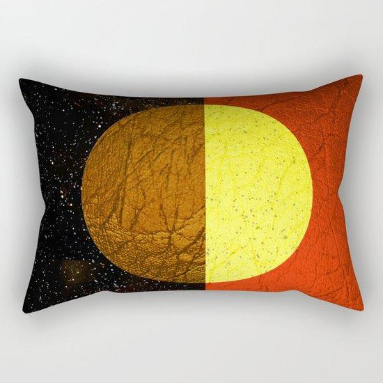 Abstract #227 Rectangular Pillow