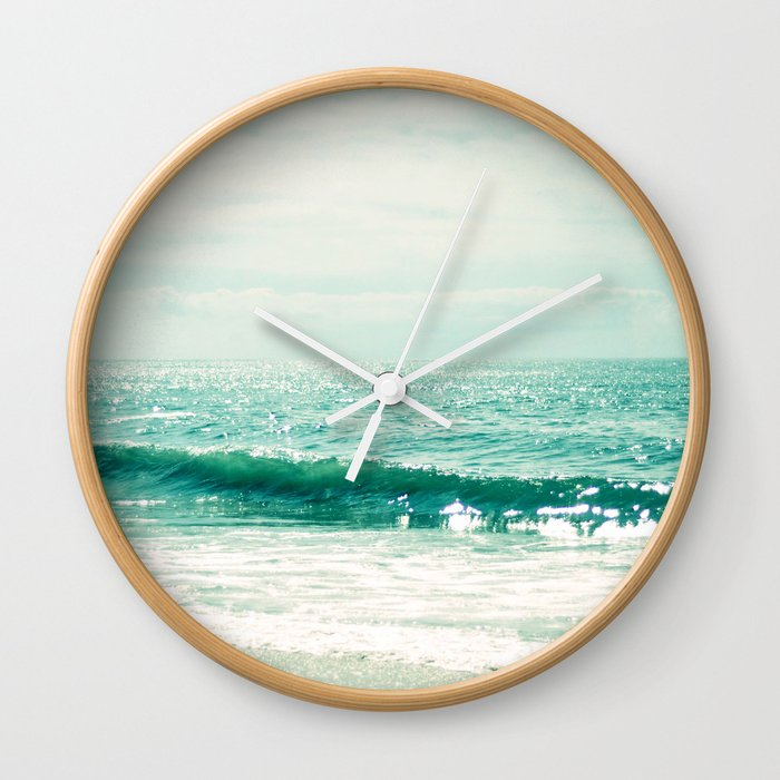 Sea of Tranquility... Wall Clock