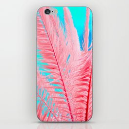 INFRAPALMS - 01 iPhone Skin