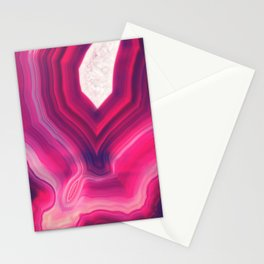 Luxury Agate Stationery Cards