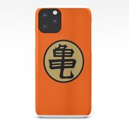 Kame kanji iPhone Case
