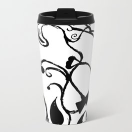 Beauty is in the Eye of the Beholder Metal Travel Mug