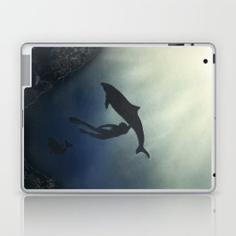 Oceans Laptop & iPad Skin