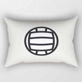 Volleyball - Balls Serie Rectangular Pillow