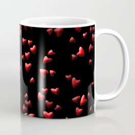 Hearts Content II Coffee Mug