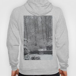 Maplewood - South Mountain Reservation - Snow Hoody