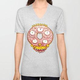 Donut Boy Unisex V-Neck