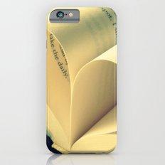 Open Book Slim Case iPhone 6s