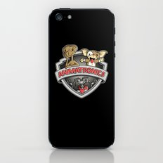 Animatronics iPhone & iPod Skin