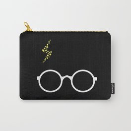 Harry - Black Carry-All Pouch