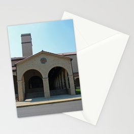 Lourdes University-  Franciscan Center Arches Stationery Cards