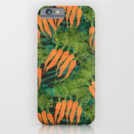 carrots iPhone & iPod Case