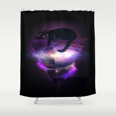 The king of the known universe Shower Curtain
