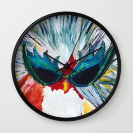 Lord Layfayette Wall Clock