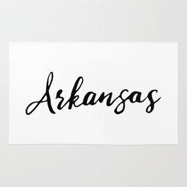 Arkansas (AR; Ark.) Rug