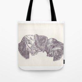 BALLPEN ELEPHANT 9 Tote Bag