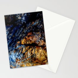 Blue Tears Stationery Cards