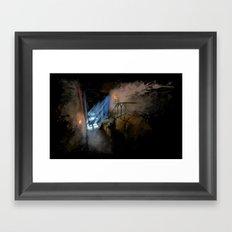 Castlevania: Vampire Variations- Hall Framed Art Print