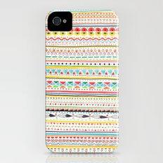 Pattern No.2 iPhone (4, 4s) Slim Case