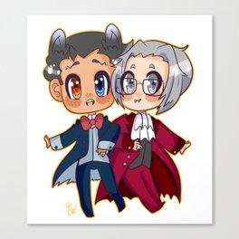 Naurmitsu - Halloween Canvas Print