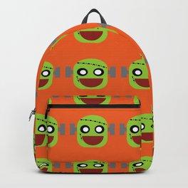 Cute Halloween Frankenstein Backpack