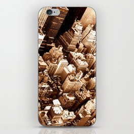 NYC - Big Apple from Empire  iPhone Skin