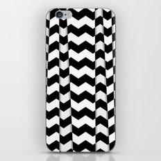 Chevron Pieces iPhone & iPod Skin
