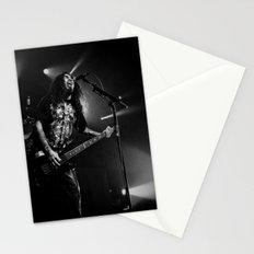 Tom Araya of Slayer Stationery Cards