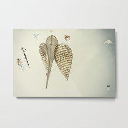 the land of kites vol. 2 Metal Print