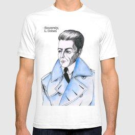 Famous Blue Raincoat T-shirt