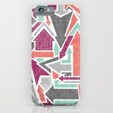 Patterned Arrows Slim Case iPhone 6s