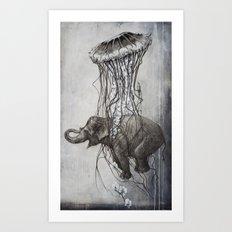 Chang Art Print