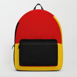 German Flag - Flag of Germany Backpack