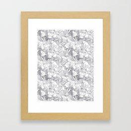 Love Bunnies Framed Art Print